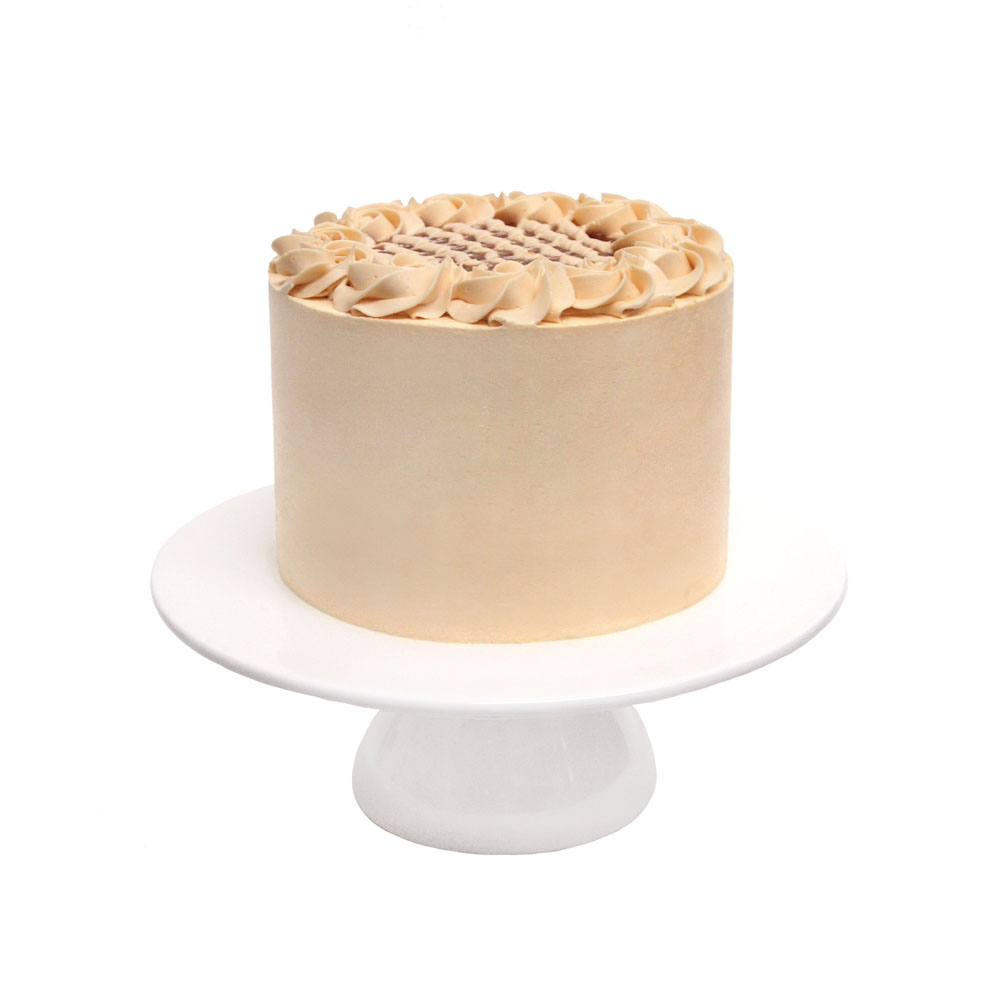 Carrot Cake with Salted Caramel