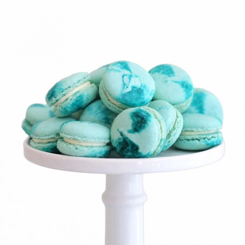 Order Marble Macarons