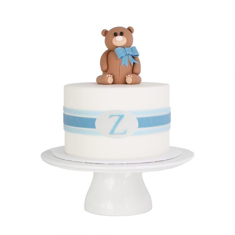 Order Teddy Bear Birthday Cake