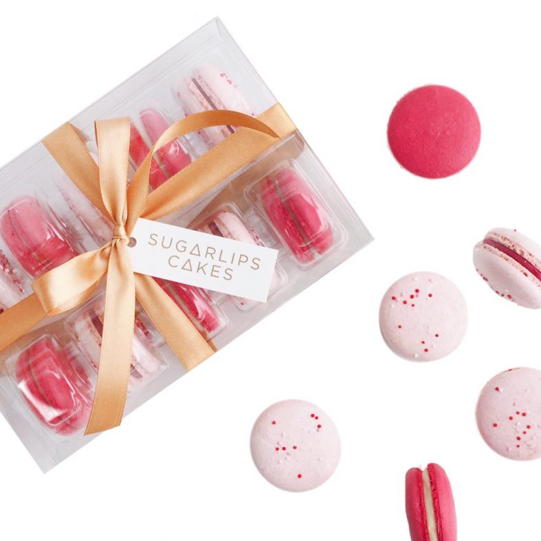 Macarons by Mail Valentine's Day