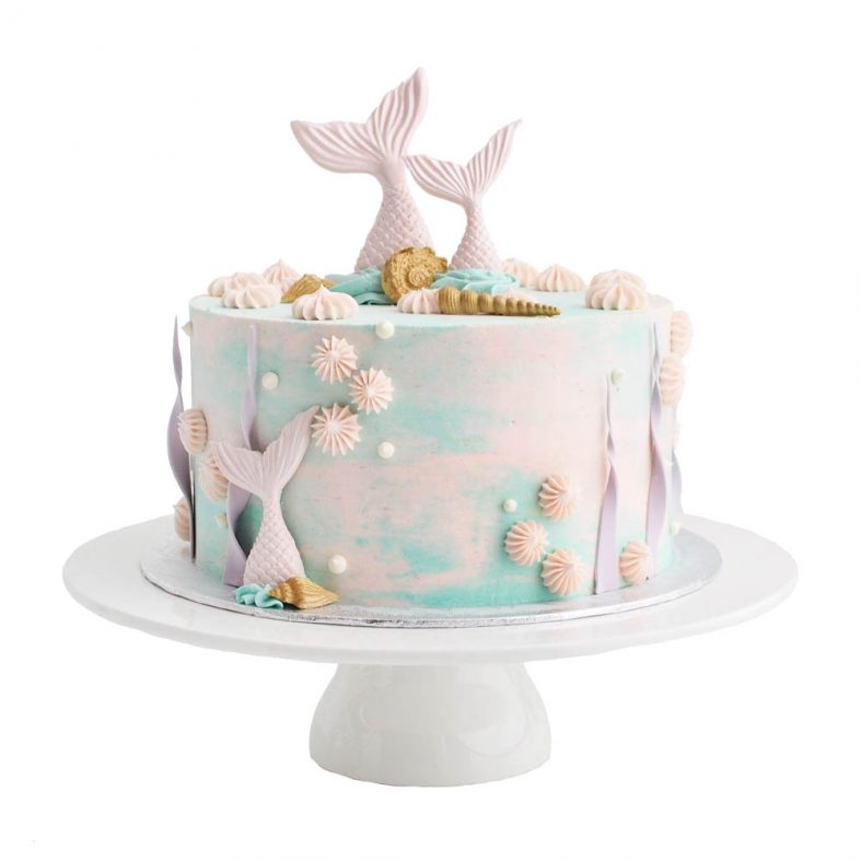 Order Mermaid Birthday Cake